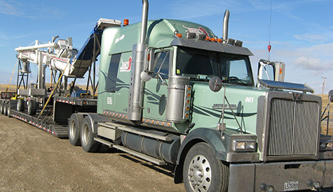 Freight Transport Sherbrooke QC