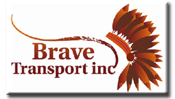 Brave Transport Inc. logo
