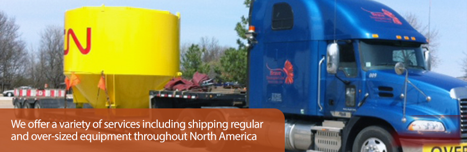 Flatbed Trucking & Freight Transportation Company in Quebec